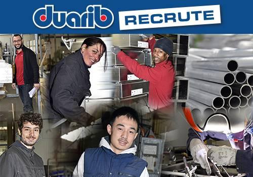 DUARIB RECRUTE